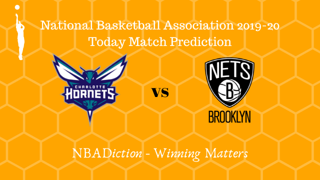 hornets vs nets prediction 07122019 - Hornets vs Nets NBA Today Match Prediction - 7th Dec 2019