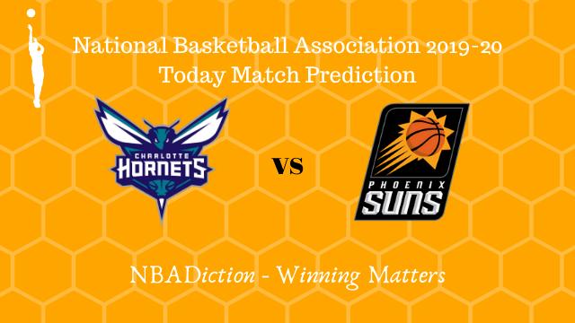 hornets vs suns prediction 03122019 - Hornets vs Suns NBA Today Match Prediction - 3rd Dec 2019
