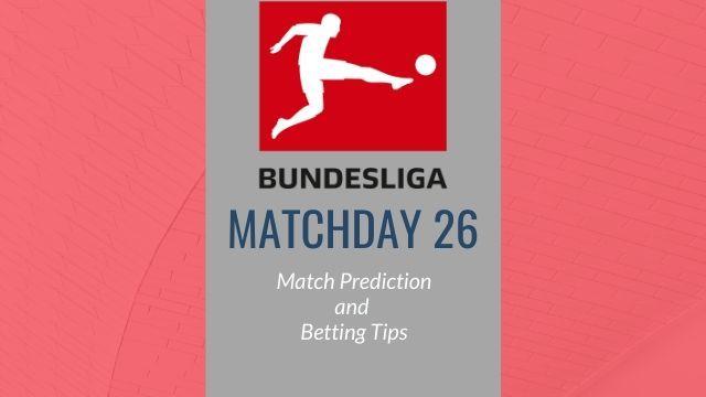 Bundesliga betting tips matchday26 - Union Berlin vs Bayern Munich Prediction & Betting Tips – 17/05/2020