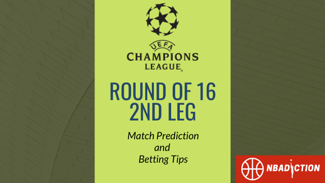champions league round of 16 2nd leg nbadiction - Bayern Munich vs Chelsea Prediction - 8th August 2020